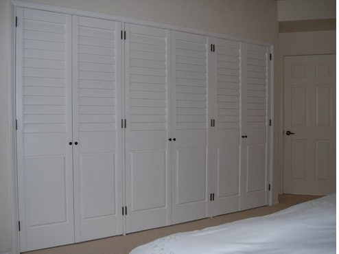 Custom Closet Doors For Your Home Welcome To Remodeling Online